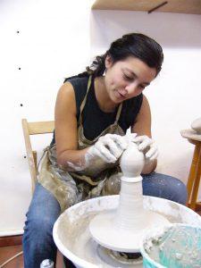 Karen Cobarrubia - Animatrice l'Atelier Tourne La Terre